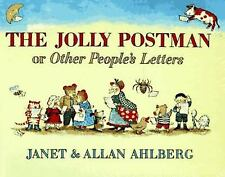 The Jolly Postman: Or Other People's Letters by Janet Ahlberg, Allan Ahlberg, Go