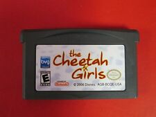 "Cheetah Girls (Nintendo Game Boy Advance, 2006) ""Cart Only"""