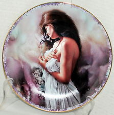 Budding Desire in Gifts of Love Series Bradford Exchange Ltd Edition Plate
