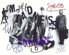 MADNESS SIGNED AUTOGRAPHED 10X8 PP RE-PRO PHOTO PRINT Suggs Mike Lee Chris