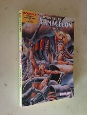 armagedon N° 4 hyun se lee comic art