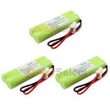 3x Cordless Phone Battery Pack for VTech BT183482 BT283482 DS6401 DS6421 DS6422
