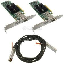 HP Mellanox 10GbE SET 2x Connext-2 1Port 10GbE inkl 3M SFP+ Kabel 671798-001