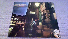 DAVID BOWIE RISE AND FALL OF ZIGGY STARDUST RCA Victor 1st UK LP 1972 4E/4E A1