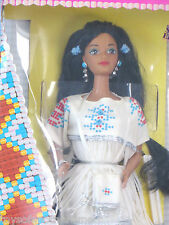 Special Edition Native American Barbie Dolls of the World Mattel 1992 NRFB