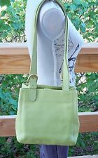 COACH Lime Green Waverly Soho Tote #4157 Excellent Pre-owned Condition