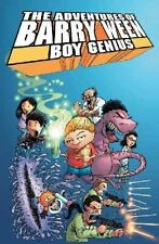 The Adventures of Barry Ween, Boy Genius