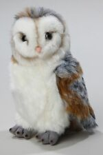 NEW PLUSH CUDDLY CRITTERS 16cm BARN OWL SOFT TOY BIRD OF PREY TEDDY