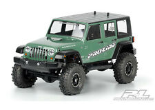Pro-Line 3336-00 Jeep Wrangler Unlimited Rubicon Clear Body 1/10 SCX10