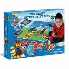 New Paw Patrol The Giant Interactive Mat Playset