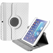 Giratorio 3D/ Diamond Funda Para Samsung Galaxy  Tablet 3 10.1 P5200 P5210