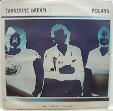 TANGERINE DREAM POLAND THE WARSAW CONCERT 2 LP GATEFOLD 1984