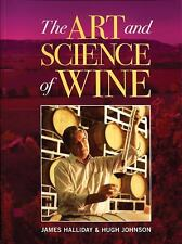 The Art and Science of Wine-ExLibrary