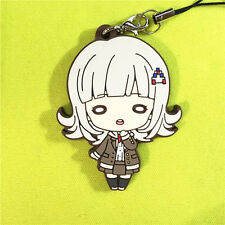 Danganronpa Nanami ChiaKi Key Ring Pendant Key Buckle Gift