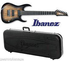 Ibanez RGIX27FE Iron Label Foggy Stained Black FSK Guitar NEW + FREE Hard Case!