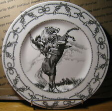 222 FIFTH SLICE OF LIFE COWBOY COLLECTORS PLATE ROY ROGERS TRIGGER LONE RANGER