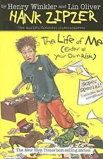 Life of Me, The #14: Enter at Your Own Risk (Hank Zipzer)-ExLibrary