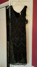 Stenay womens dress size 12 brand new black