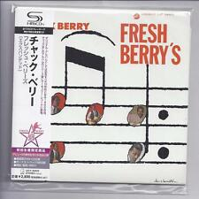 CHUCK BERRY Fresh Berry's JAPAN mini lp cd SHM papersleeve cd Berries UICY-94633