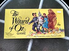 The Wizard of Oz storybook classic board game 1974 Cadaco Inc #406 sealeD NIP