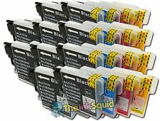 40 LC980 Ink Cartridges for Brother MFC-295CN MFC 295CN