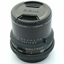 Mamiya RZ67 50mm f4.5 W lens, serviced, near mint condition