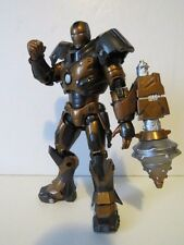 Marvel Movies Iron Man Concept Series Subterranean Armor Ironman Action Figure