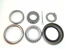 Trailer Hub Wheel Bearing Kit L44649 L68149 Seal 1.719'' for 3500# EZ Lube Axles