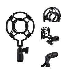 Universal Mic Shock Mount Clip Holder Studio Sound Recording For Condenser Mic