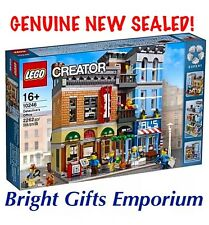 LEGO 10246 Detective's Office Creator Expert Modular Building Sealed Gift NEW