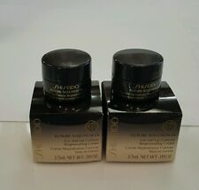 Two SHISEIDO Future Solution LX Eye & Lip Contour Regenerating Cream 2.5ml each