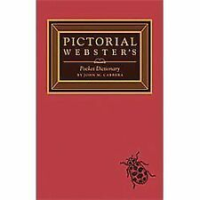 Pictorial Webster's Pocket Dictionary, Carrera, John M., Acceptable Book