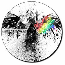 Parche imprimido, Iron on patch, /Textil sticker, Pegatina/ - Pink Floyd, B