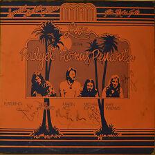 """MAN - AT THE PADGET ROOMS, PENARTH - SIGNIERT!! 12""""  LP (M444)"""