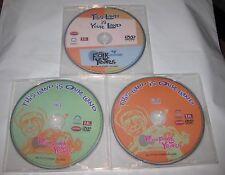 THIS LAND IS YOUR LAND, 3 DVDs ~ RARE PBS FOLK SPECIAL + THIS LAND IS OUR LAND