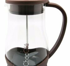 Grunwerg Chocolate Maker 40oz 1.2L Choc Ole Glass Hot Dishwasher Safe