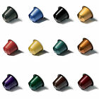 NESPRESSO COFFEE CAPSULES PODS - YOU CHOOSE BLEND & QUANTITY