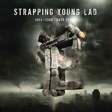 Strapping Young Lad 1994-2006 Chaos Years CD