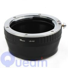 Leica R Lens to Nikon 1 Camera Mount Adapter Ring For Without Tripod J3 J2 J1 S1
