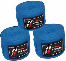 Flare Hand Wrist Wrap Boxing Tape Mexican Stretch Weight Lifting Strap 4.5m each