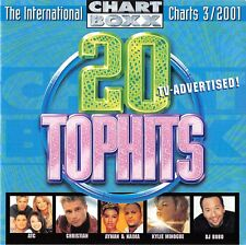 20 Tophits The International Charts 3/2001 (CD-Sampler)