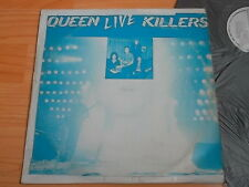 * QUEEN - Live Killers KOREA 2LP Set Diff Members Blue Cover