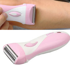 Electric Rechargeable Lady Shaver Epilator Bikini Leg Hair Remover Razor Trimmer