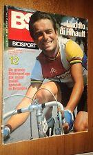 BS-BICISPORT 1986 # 12 - RIVISTA MENSILE DI CICLISMO - L'ADDIO DI HINAULT