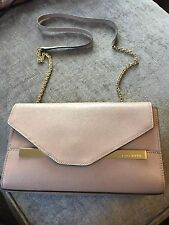 Coccinelle Leather Bnwt Clutch Bag Cross The Body Handbag