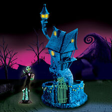 Jack Skellington House Nightmare Before Christmas Village  Bradford Exchange
