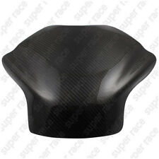 New Arrival Black Carbon Fiber Fuel Gas Tank Cover For Yamaha YZF R6 2008-2014