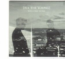 (FF906) All The Young, Welcome Home - 2011 DJ CD