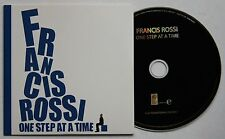 Francis Rossi One Step At A Time Adv Cardcover CD Status Quo