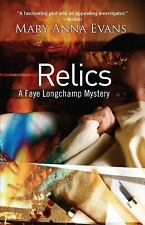 Faye Longchamp: Relics by Mary Anna Evans (2005, Paperback, Large Type)